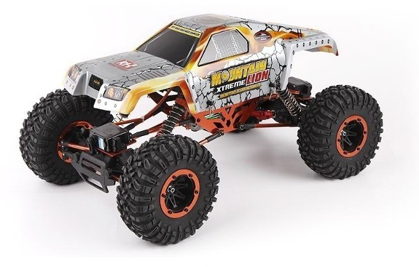 Радиоуправляемый краулер Remo Hobby Mountain Lion Xtreme 4WD 4WS 2.4GHz 1/10