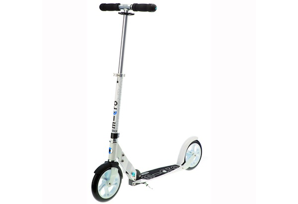 Самокат Micro Scooter White
