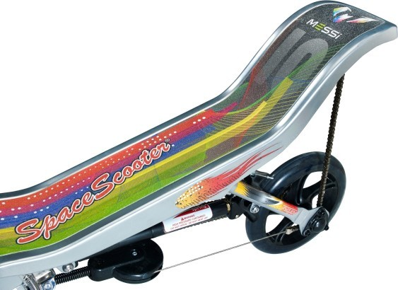 Самокат Space Scooter Messi LM580