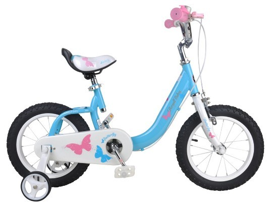 Велосипед Royal Baby Butterfly Steel 12